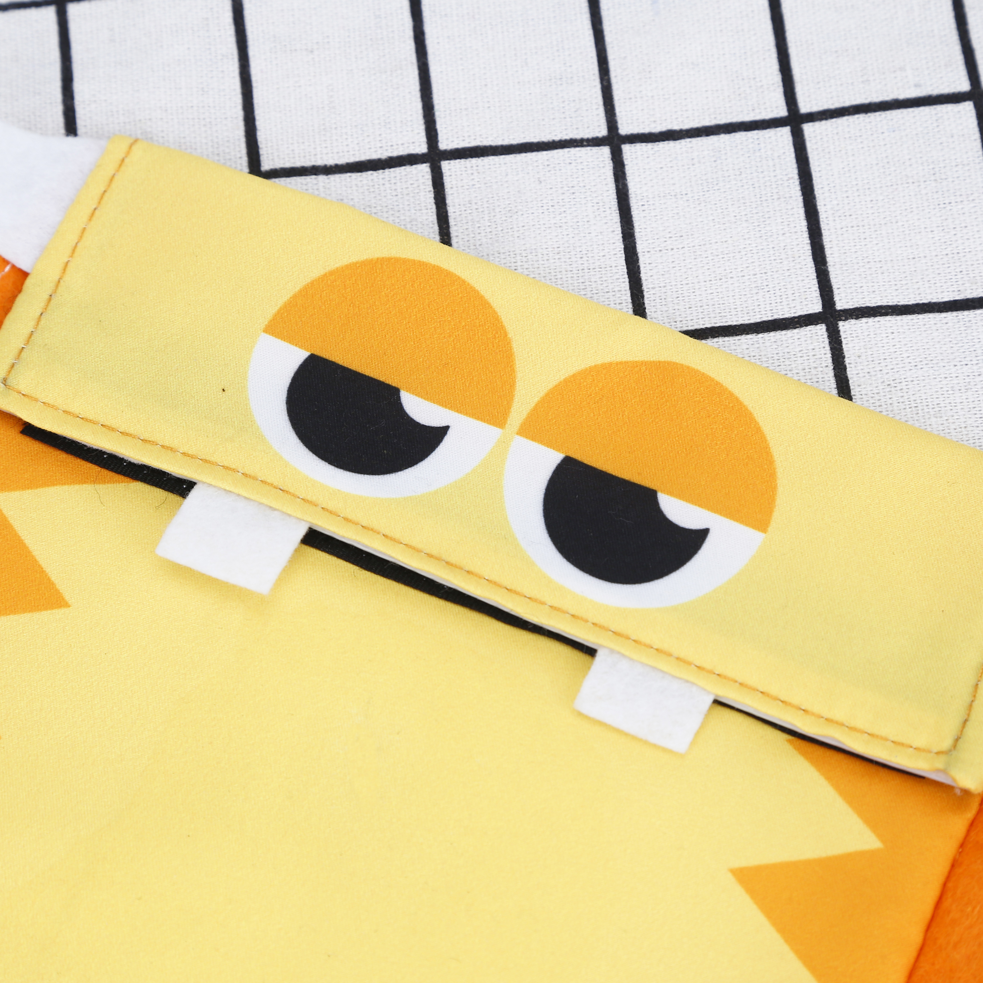 Kids Snack Bags with Cute Patterns