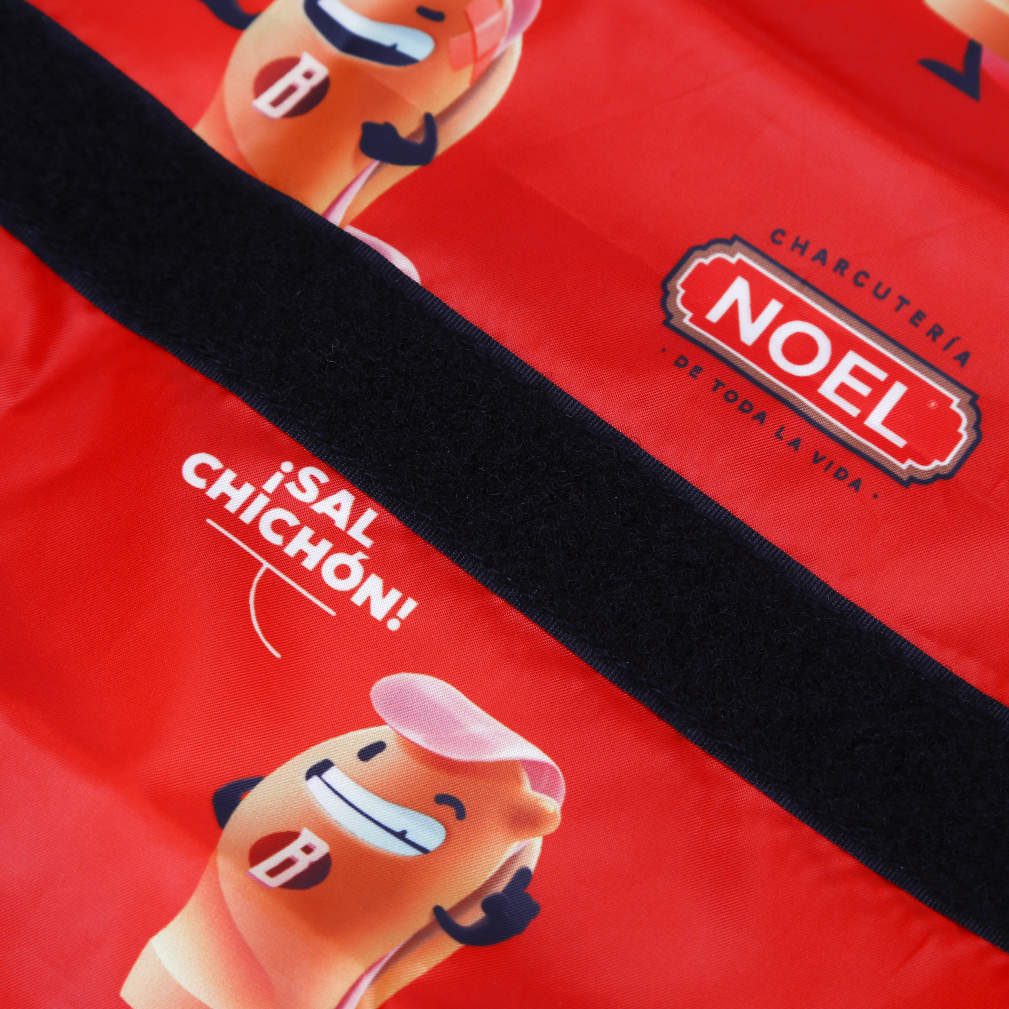Red Sandwich Roll Bags for Children